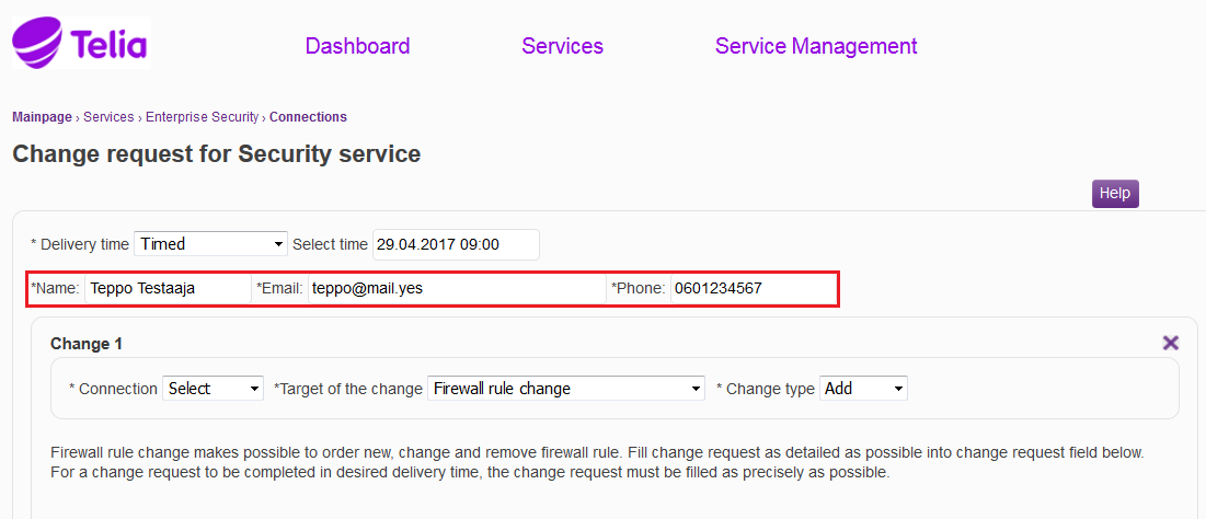 telia support email